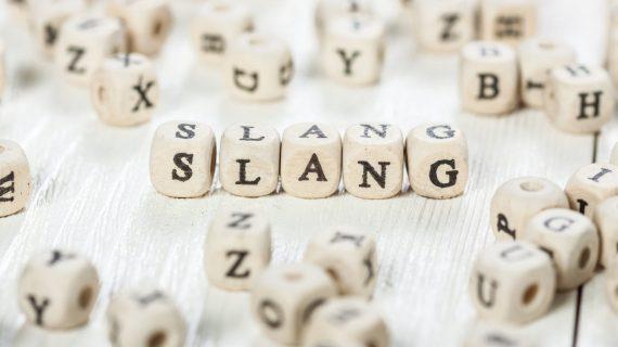 Slang in Hebrew