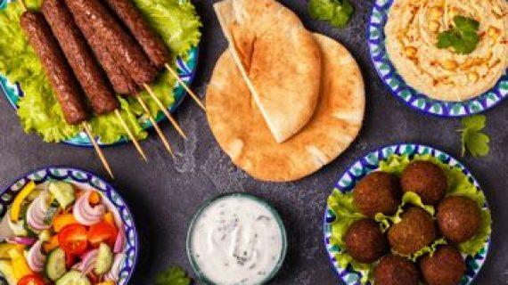 What do Israelis eat?