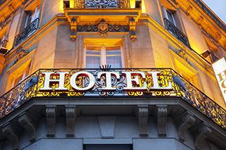 Dialogue – In The Hotel