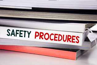 DIALOGUE – Work safety procedures